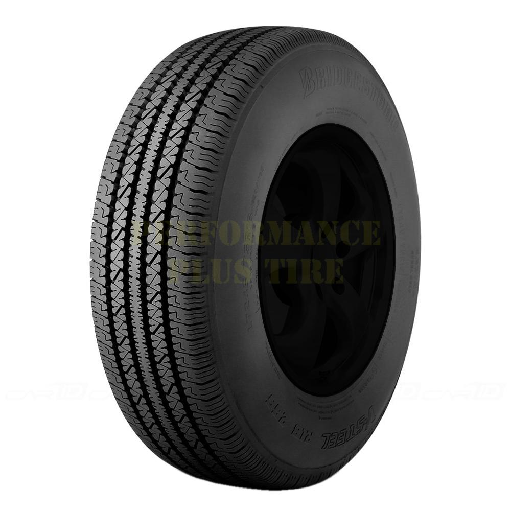 Bridgestone Tires V-Steel Rib 265 Light Truck/SUV Highway All Season Tire