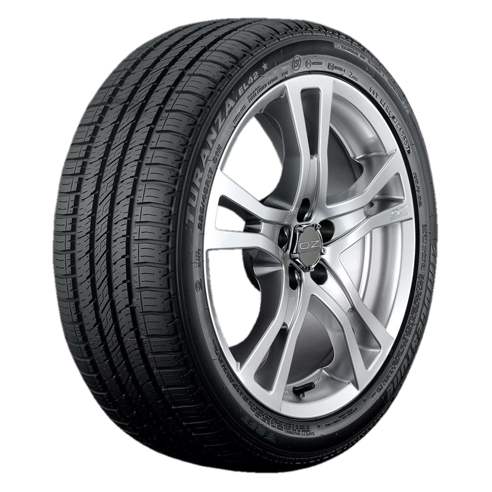 Bridgestone Run Flat Tires >> Bridgestone Tires Turanza El42 Runflat P245 40r18 93v