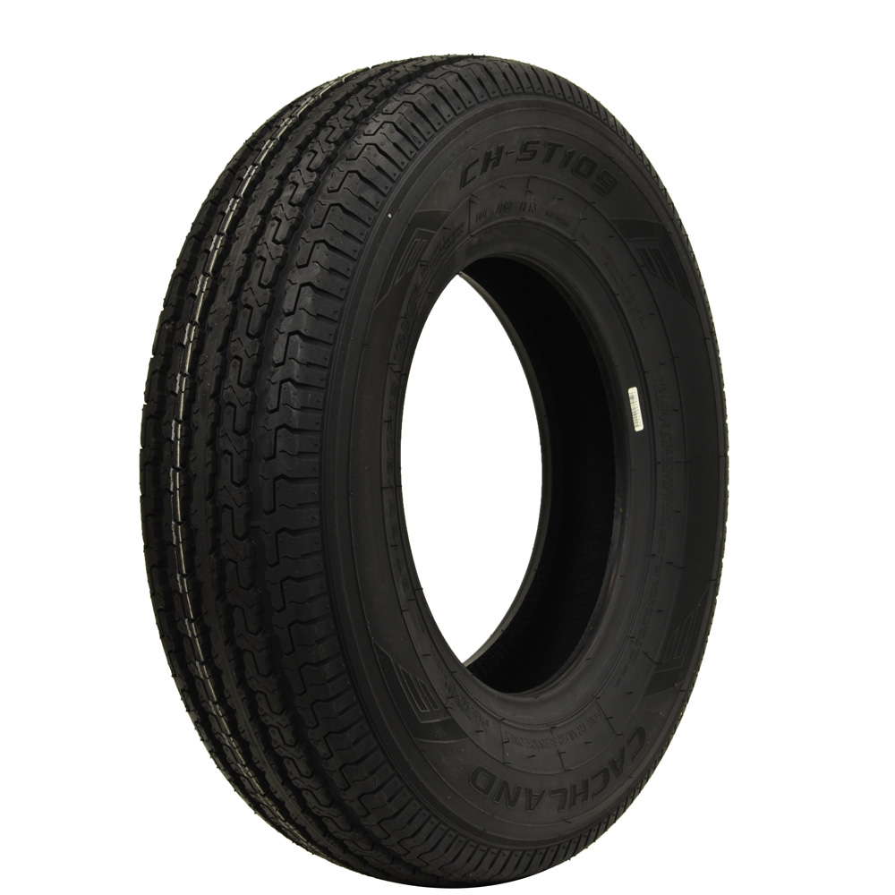 Cachland Tires CH-ST109 Trailer Tire - ST185/80R13 L