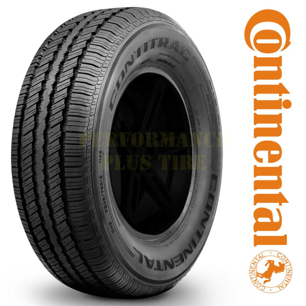 Continental Tires ContiTrac Light Truck/SUV Highway All Season Tire