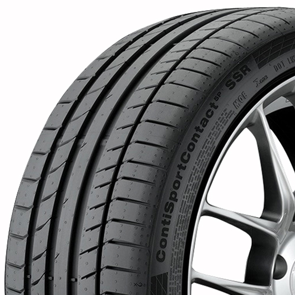 contisportcontact 5p ssr by continental performance plus tire. Black Bedroom Furniture Sets. Home Design Ideas