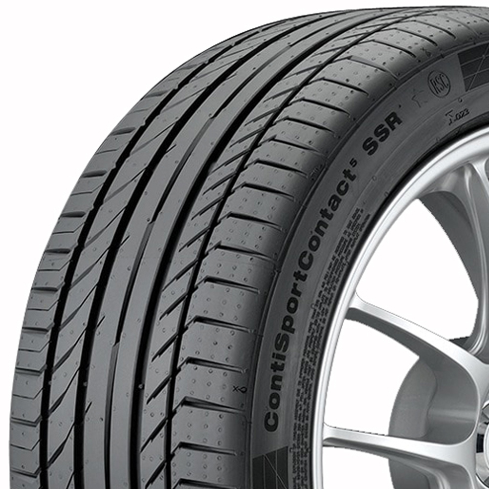 Continental Tires ContiSportContact 5 SSR (Runflat)