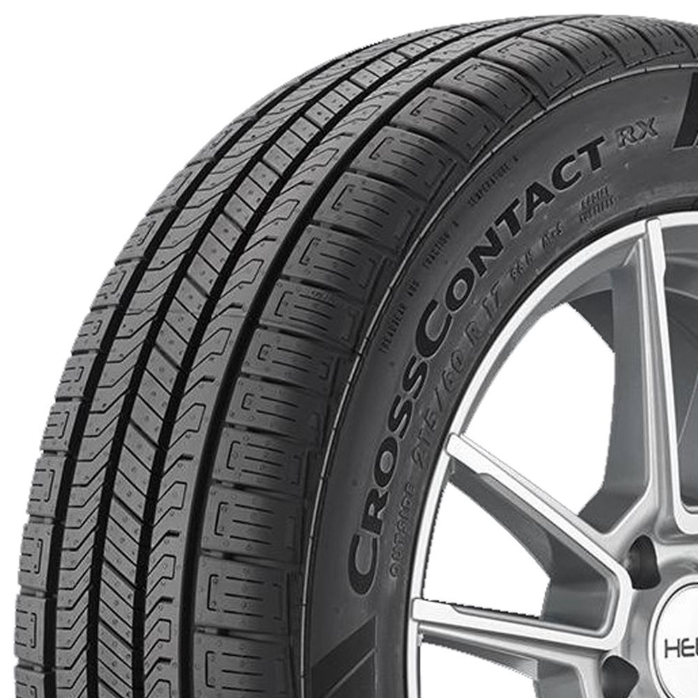 Continental Tires Cross Contact RX Passenger Summer Tire