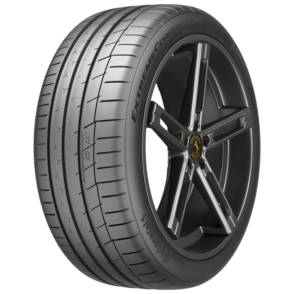 Continental Tires ExtremeContact Sport Passenger Summer Tire - 325/30ZR19 101Y