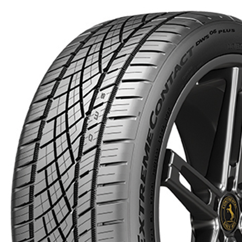 Continental Tires ExtremeContact DWS06 Plus Performance All Season Tire