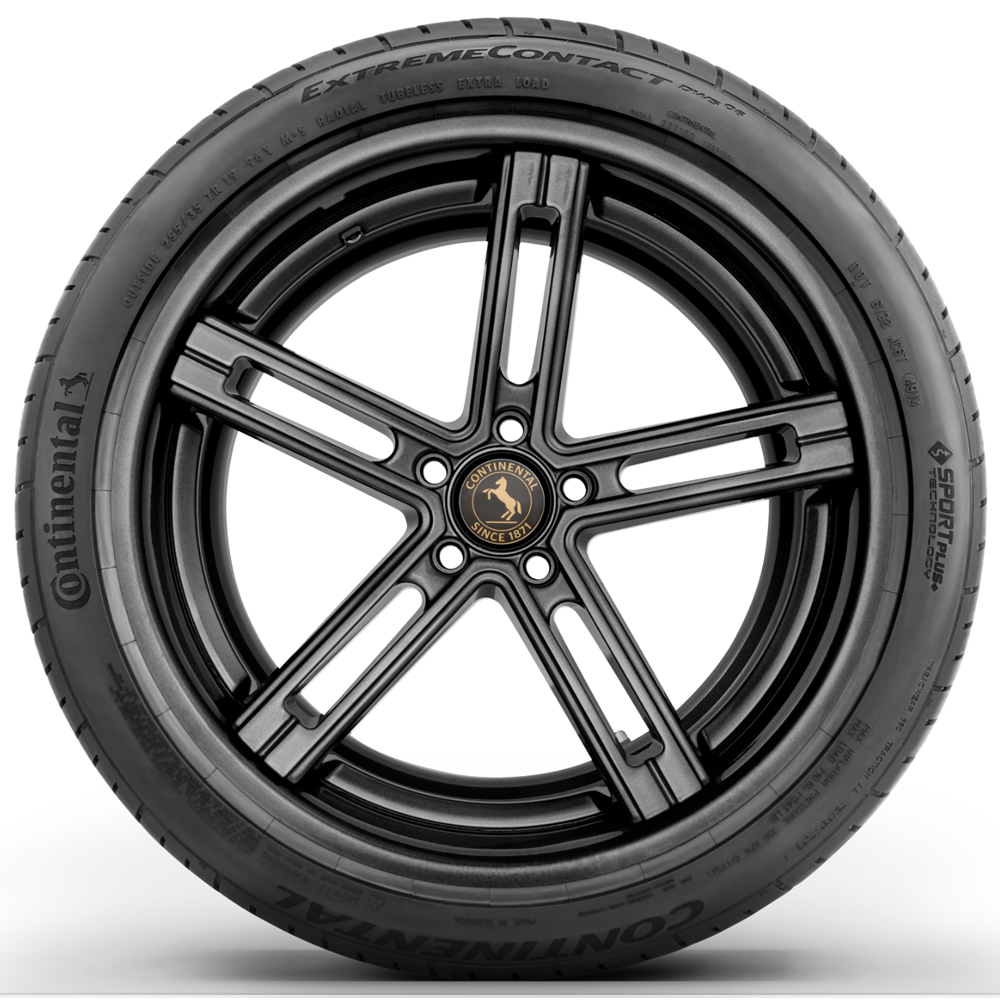 Continental Tires ExtremeContact DWS06 - 295/35ZR18 99Y