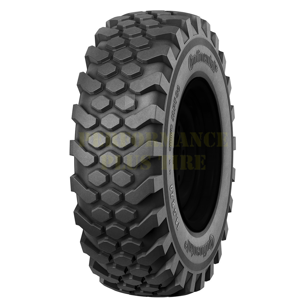 Continental Tires MPT 80 Passenger All Season Tire - LT275/80R20 128J 10 Ply