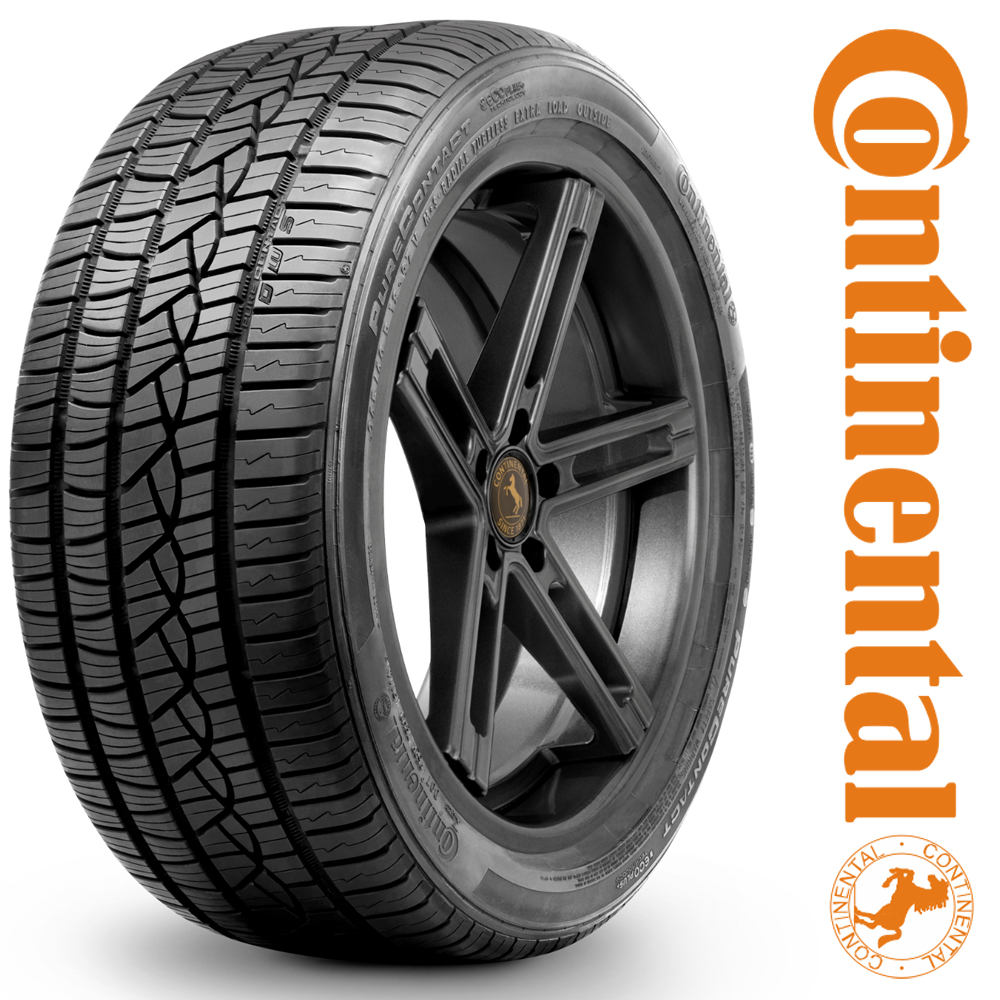 Continental Tires PureContact Passenger All Season Tire