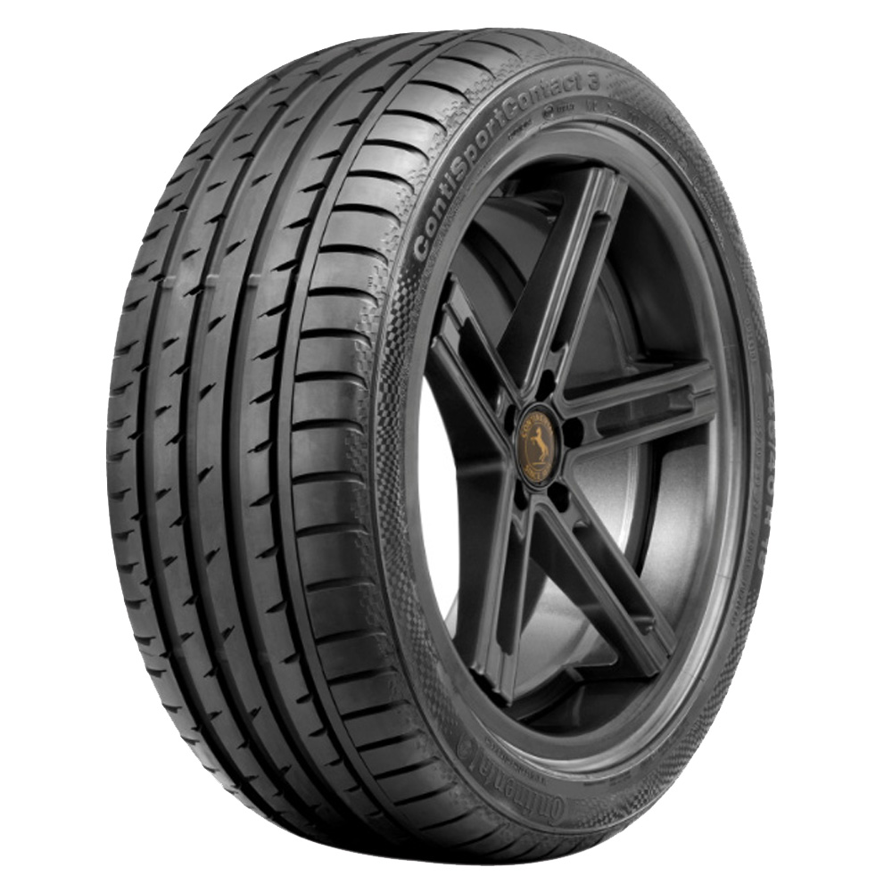 Continental Tires ContiSportContact 3 Passenger Summer Tire - 285/40R19 103Y