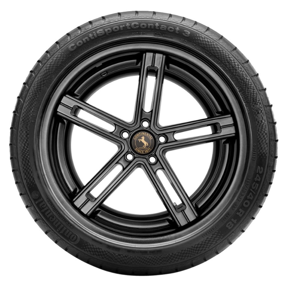 Continental Tires ContiSportContact 3 - 285/40ZR19 103(Y)
