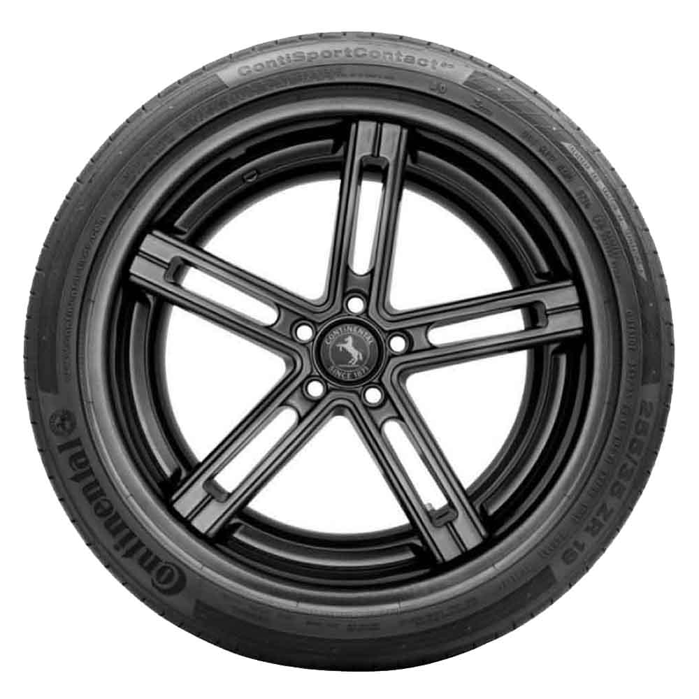 Continental Tires ContiSportContact 5P Passenger Summer Tire - 255/40ZR21XL 102Y