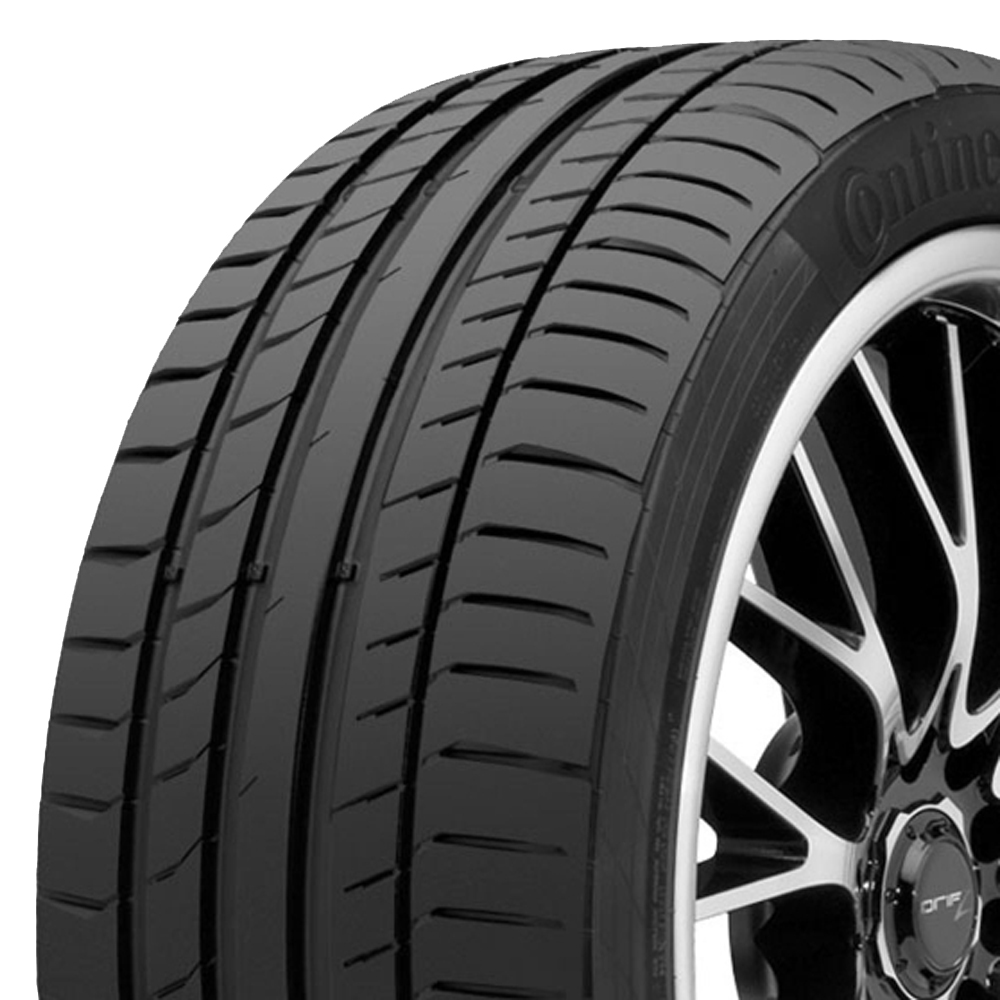 Continental Tires ContiSportContact 5 - 265/45R21XL 108W