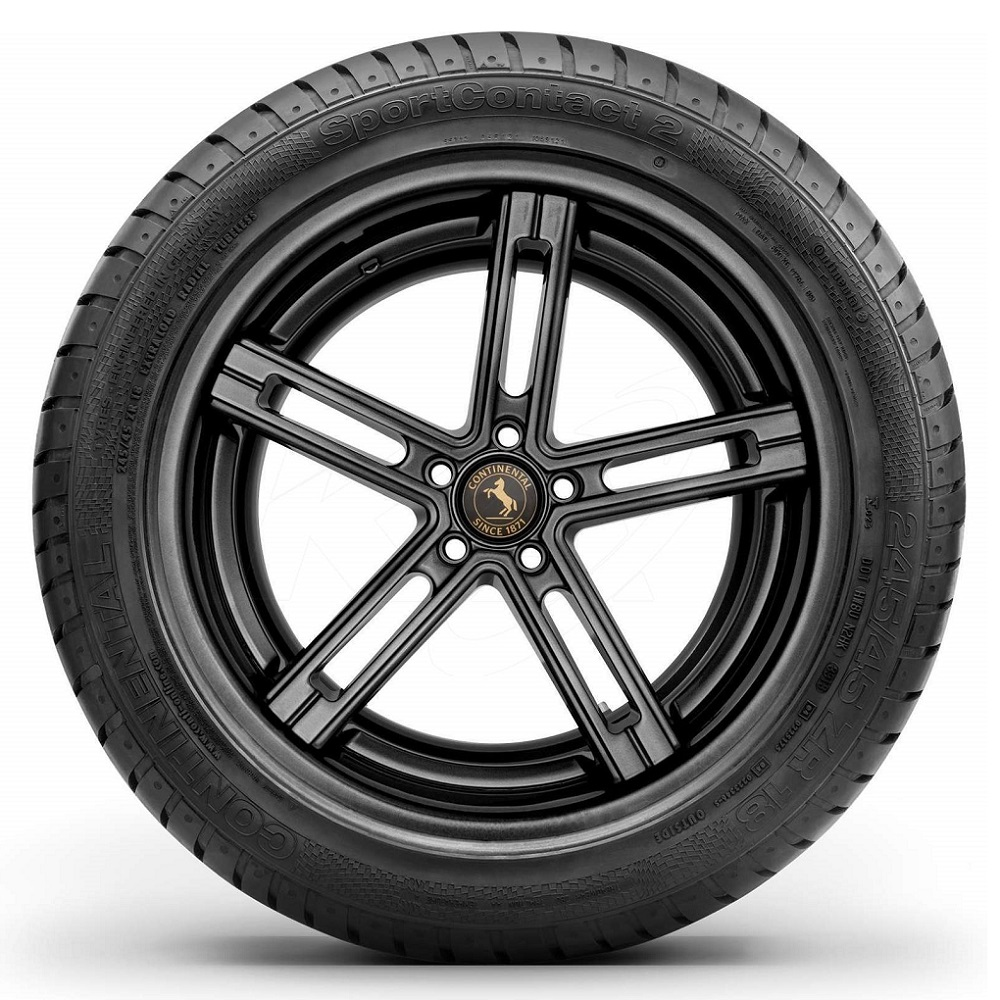 Continental Tires ContiSportContact 2