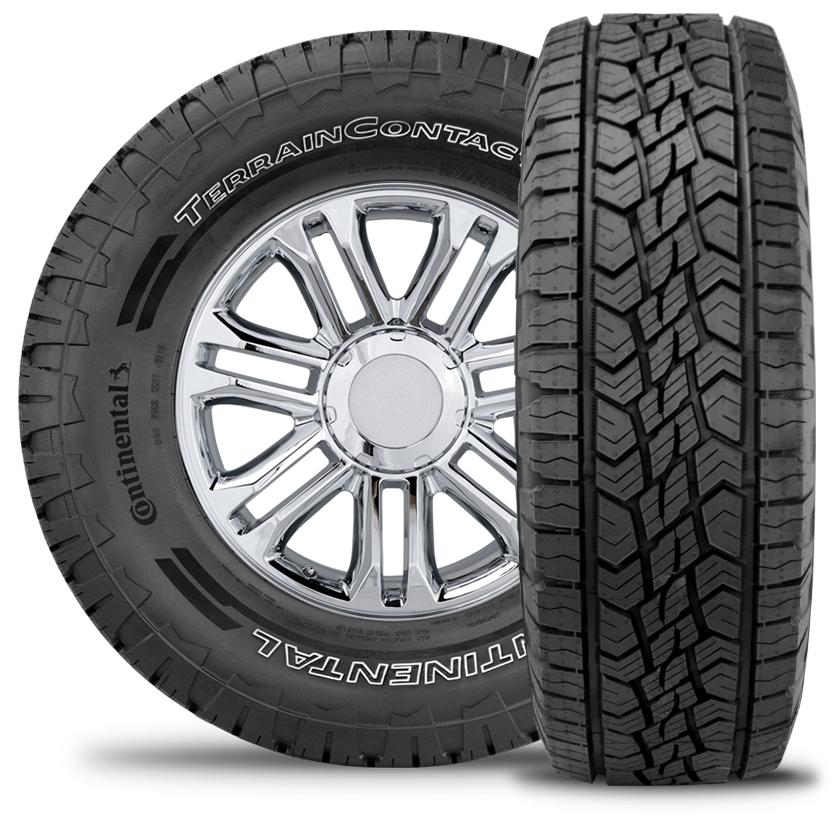 Continental Tires TerrainContact A/T