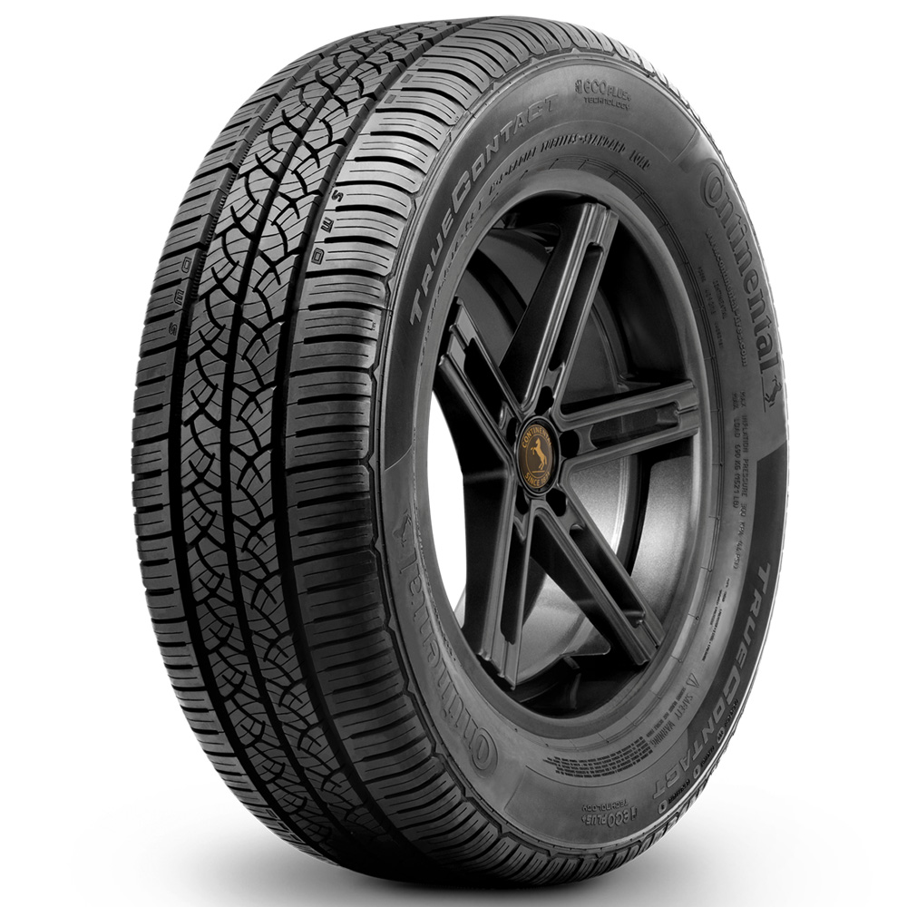 Continental Tires TrueContact Tour Passenger All Season Tire
