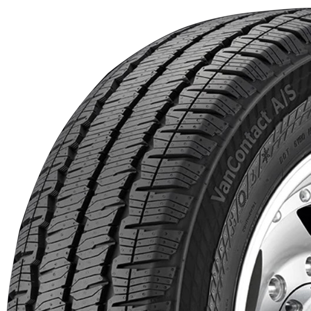 Continental Tires VanContact A/S Light Truck/SUV Highway All Season Tire - LT285/65R16 131R 10 Ply
