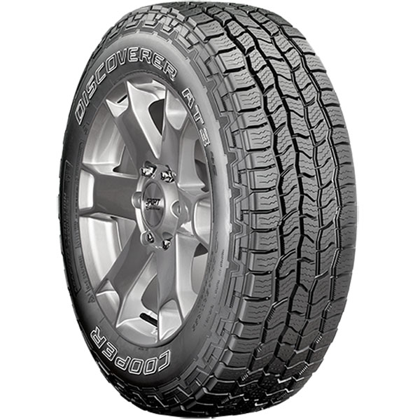 Cooper Tires Discoverer AT3 4S Passenger All Season Tire - 255/75R17 115T