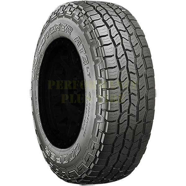 Cooper Tires Discoverer AT3 LT Light Truck/SUV Highway All Season Tire - LT265/60R18 119/116S 10 Ply