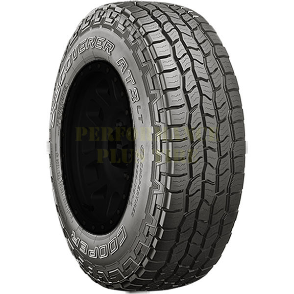 Cooper Tires Discoverer AT3 LT Light Truck/SUV Highway All Season Tire - LT275/65R17 121/118S 10 Ply