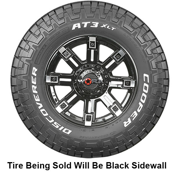 Cooper Tires Discoverer AT3 XLT Light Truck/SUV Highway All Season Tire - LT305/70R17 121/118R 10 Ply