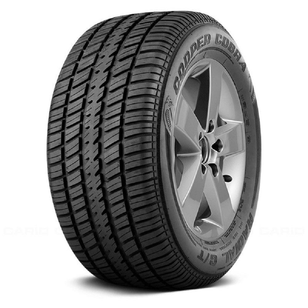 Cooper Tires Cobra Radial G/T Passenger All Season Tire - P235/55R16 96T
