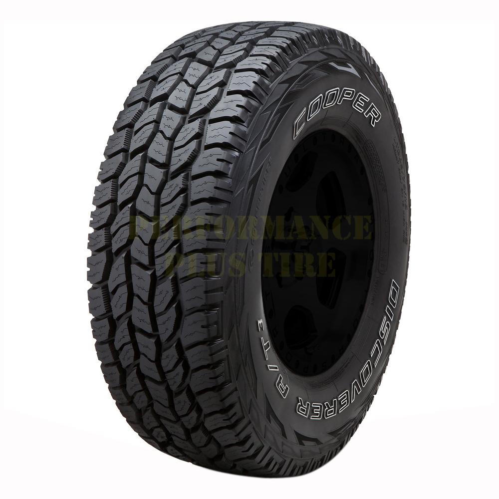 Cooper Tires Discoverer A/T3 Passenger All Season Tire - LT295/75R16 128/125R 10 Ply