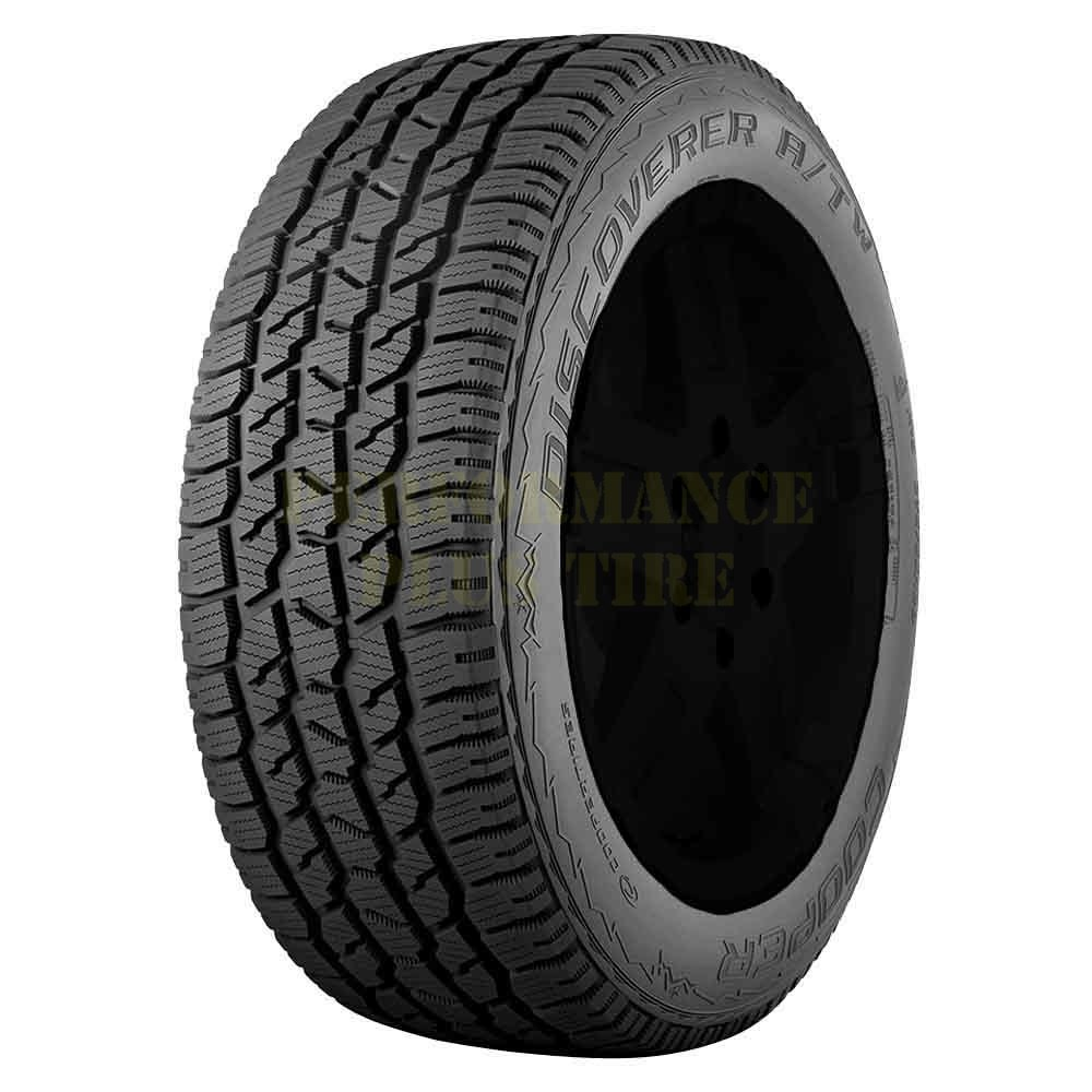 Cooper Tires Discoverer A/TW Light Truck/SUV Highway All Season Tire - 255/75R17 115S