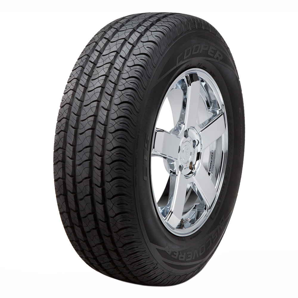 Cooper Tires Discoverer CTS Passenger All Season Tire