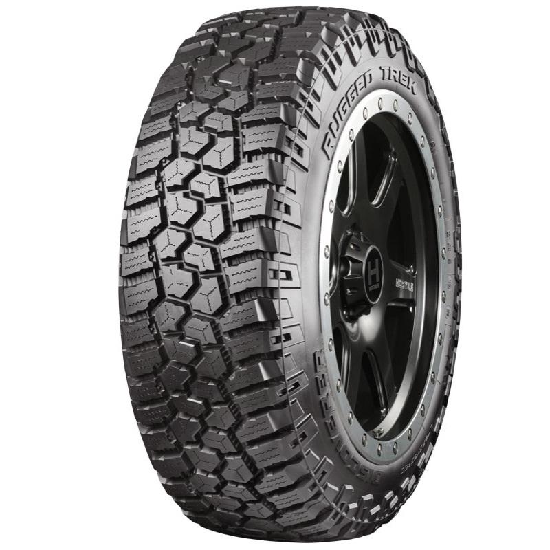 Cooper Tires Discoverer Rugged Trek Light Truck/SUV All Terrain/Mud Terrain Hybrid Tire