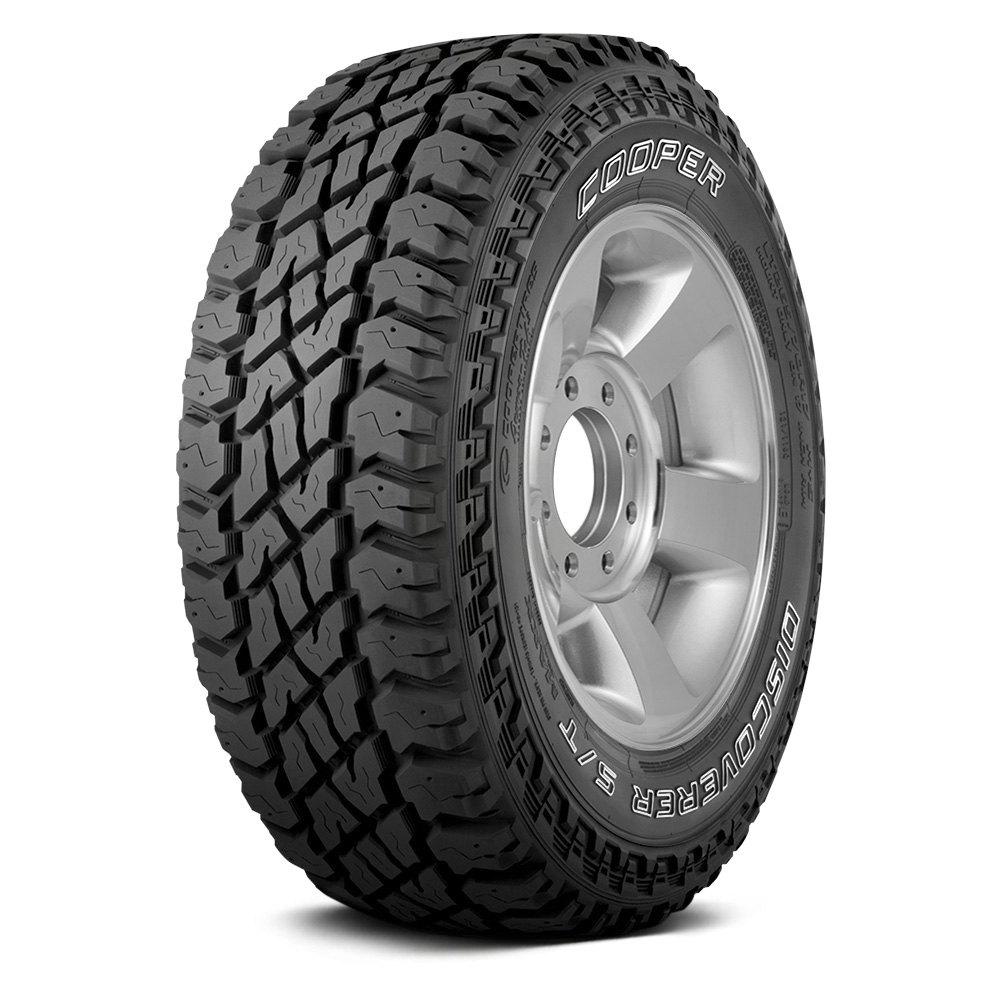 Cooper Tires Discoverer S/T Maxx Light Truck/SUV Mud Terrain Tire