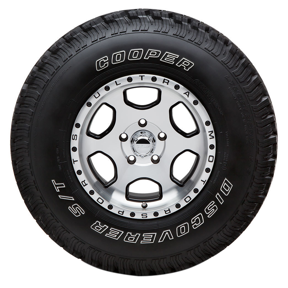Cooper Tires Discoverer S/T - 33x12.50R17LT 114Q 8 Ply