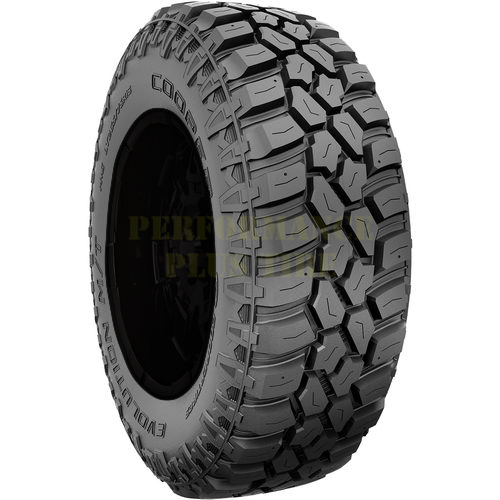 Cooper Tires Evolution M/T Light Truck/SUV Mud Terrain Tire
