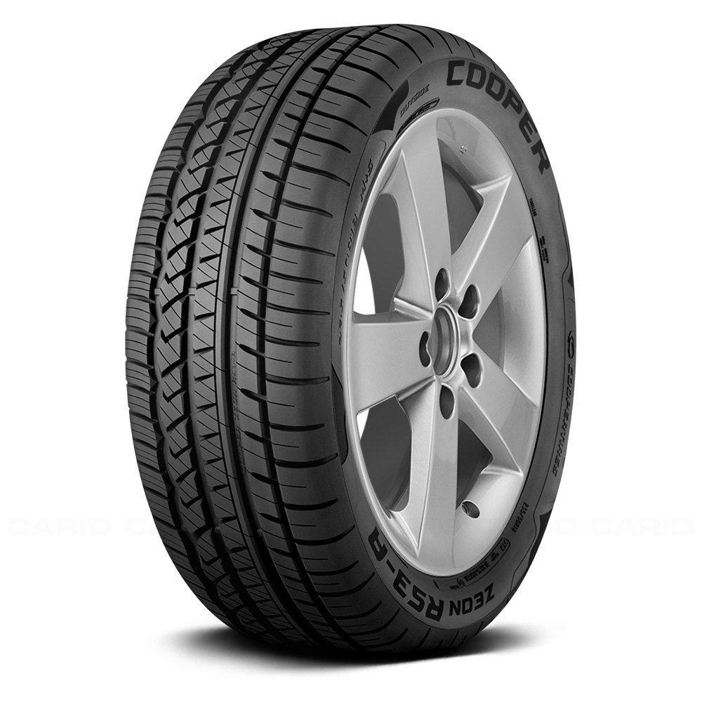 Cooper Tires Zeon RS3-A Passenger All Season Tire