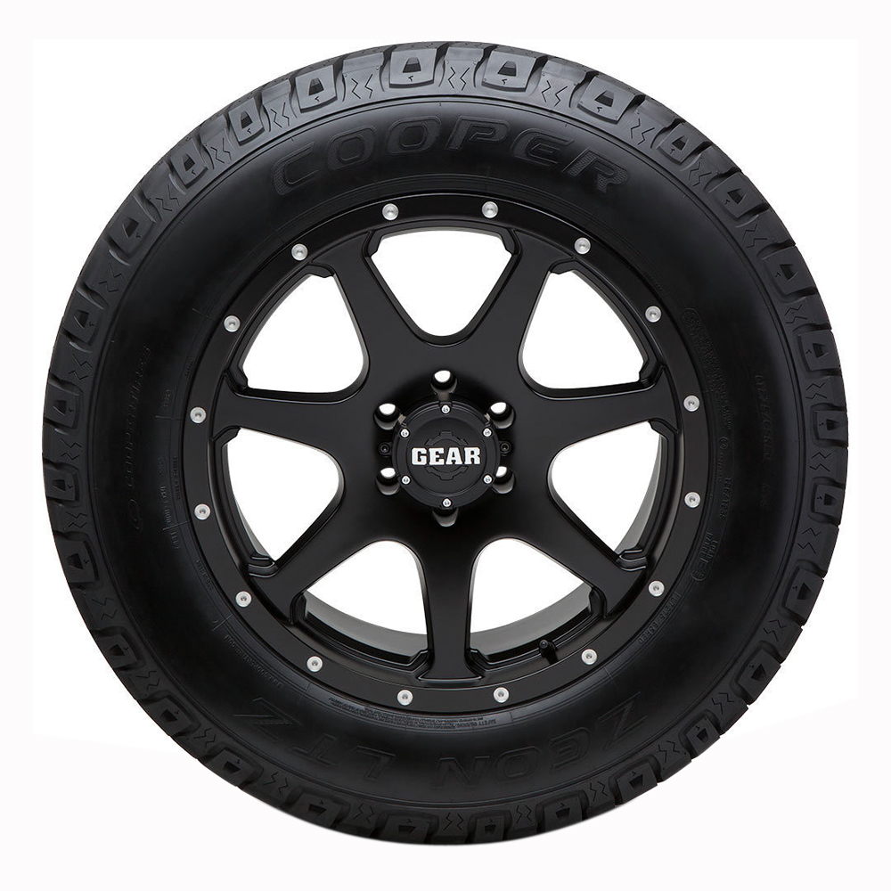 Cooper Tires Zeon LTZ Light Truck/SUV Highway All Season Tire