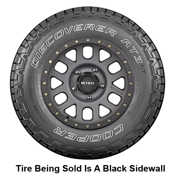 Cooper Tires Discoverer AT3 LT - LT225/75R17 116/113R 10 Ply