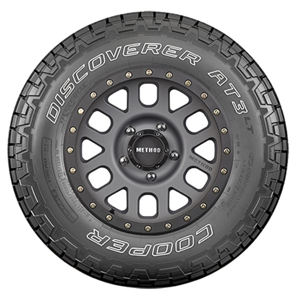Cooper Tires Discoverer AT3 LT - LT245/70R16 118/115R 10 Ply