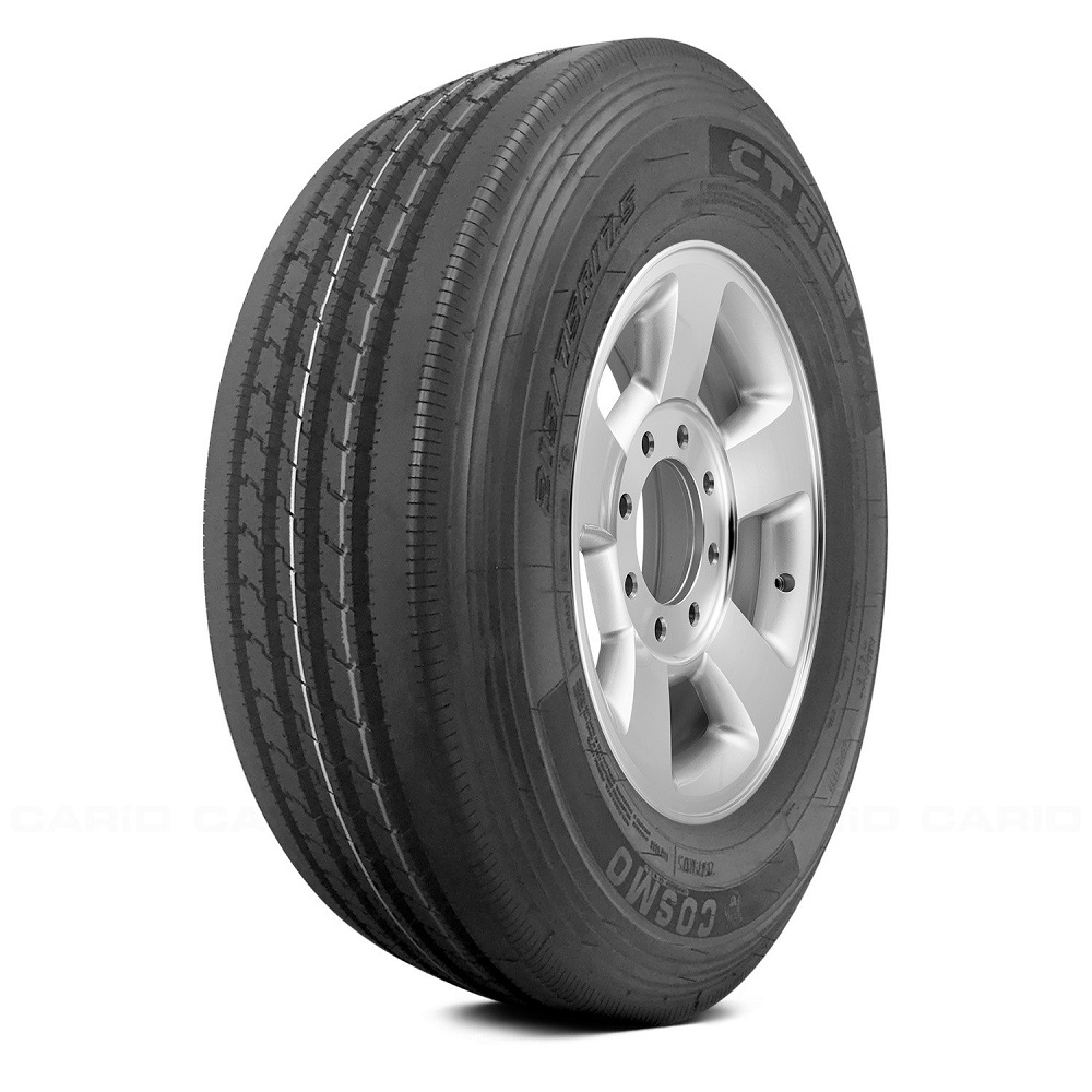 COSMO Tires CT588 Plus Trailer Tire - LT225/70R19.5 128M 14 Ply