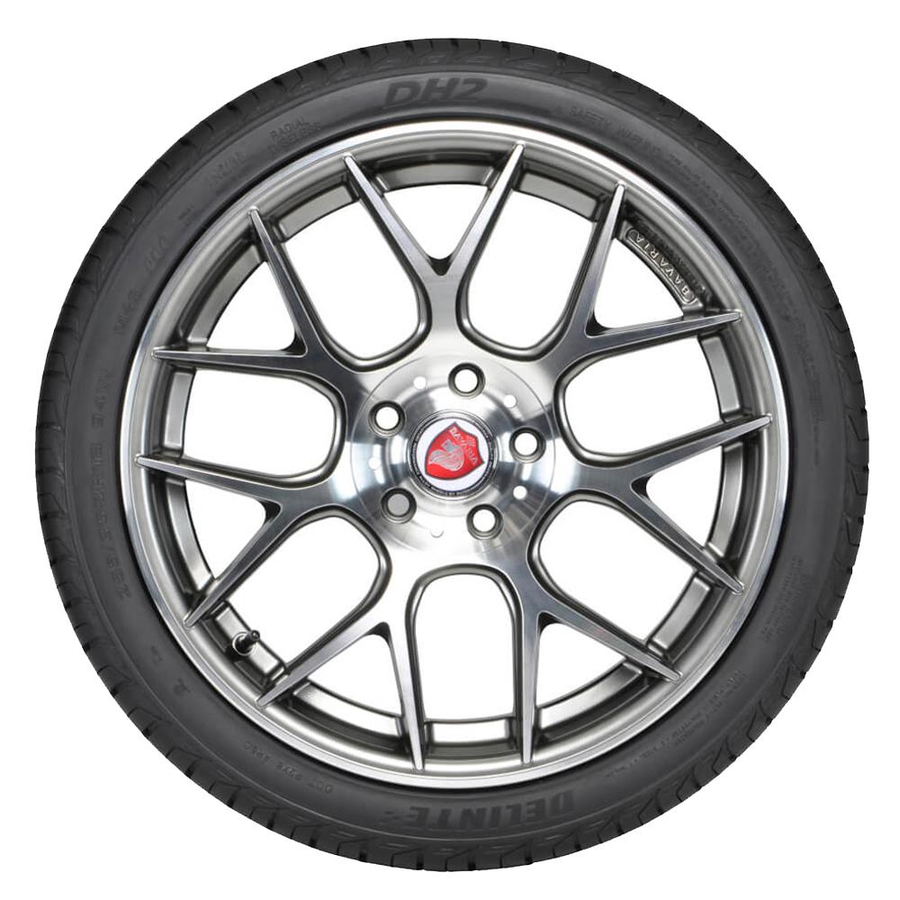 Delinte Tires DH2 Passenger All Season Tire - 165/65R14 79H