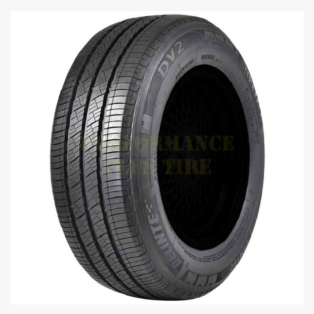 Delinte Tires DV2 Light Truck/SUV Highway All Season Tire