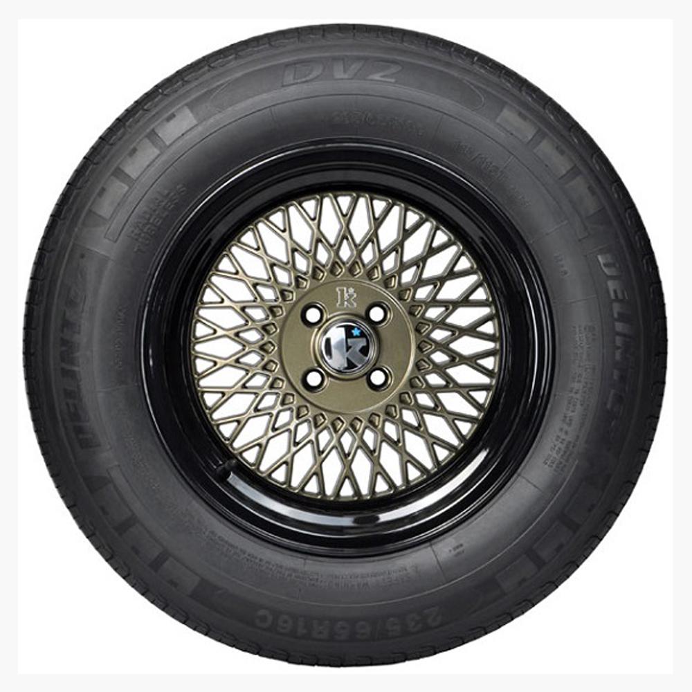 Delinte Tires DV2 - LT205/65R16 107/105T 6 Ply