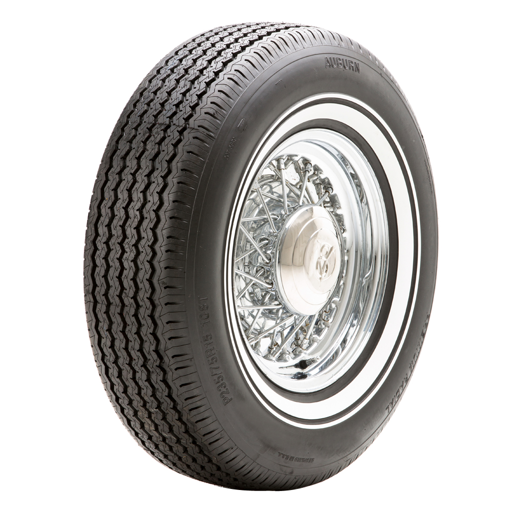Diamond Back Antique Tires Specialty Wall Designs Tire - 235/75R15XL 108