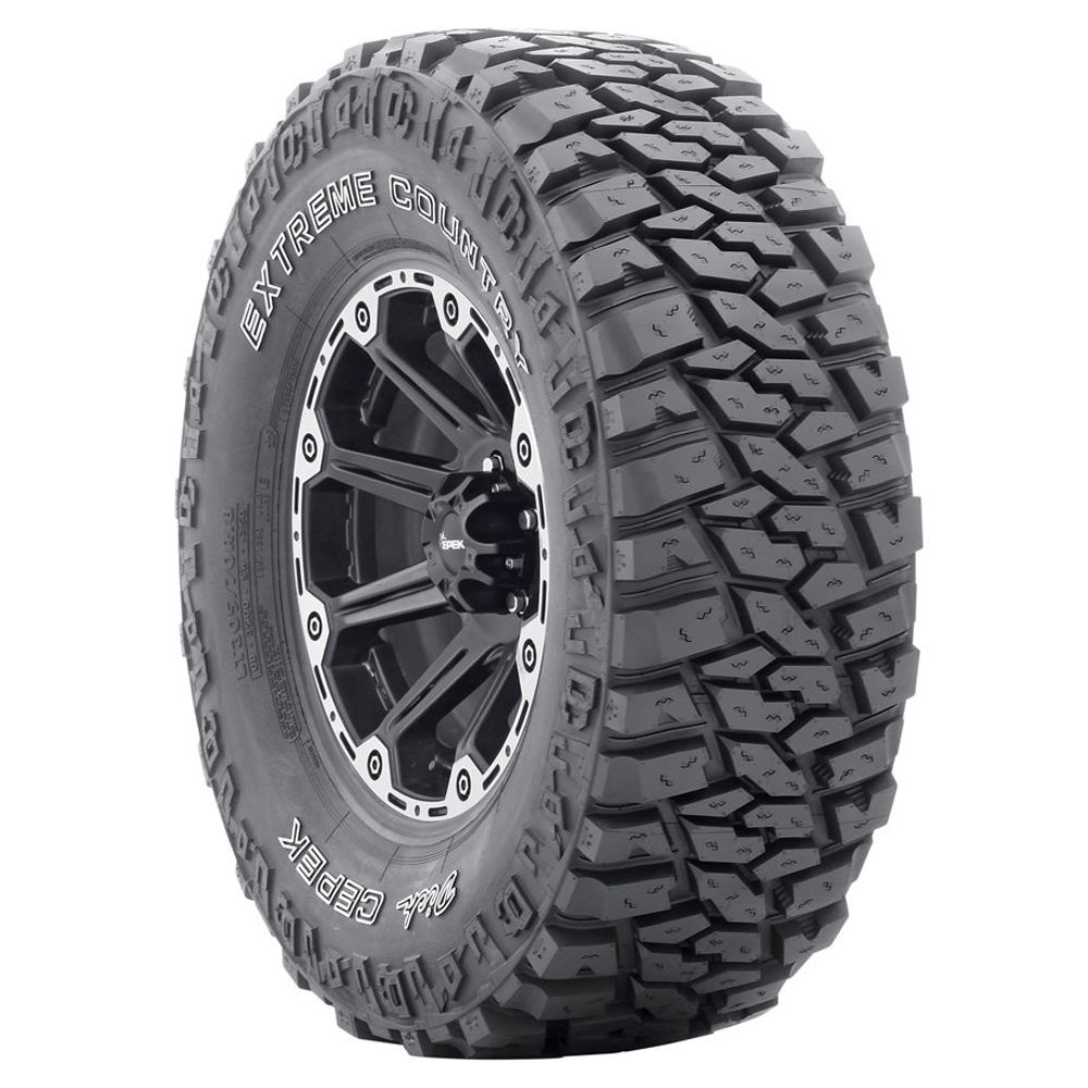 Extreme Country - LT305/65R17 121/118QQ 10 Ply
