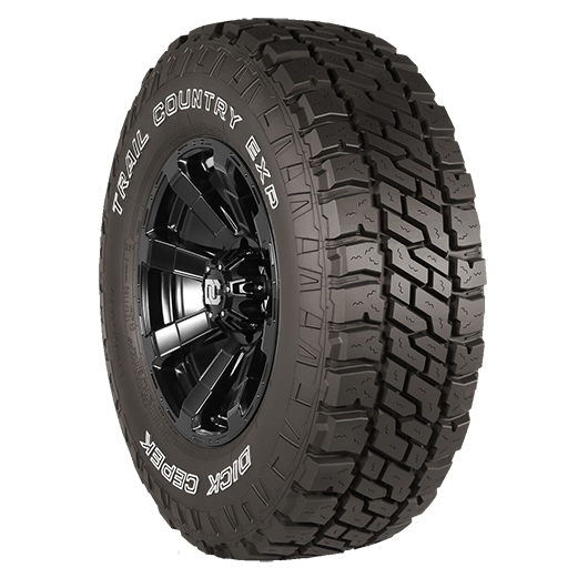 Trail Country EXP - LT265/65R17 120/117Q 10 Ply