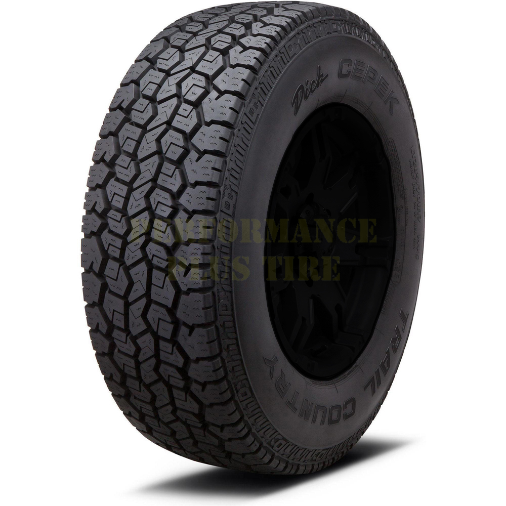Dick Cepek Tires Trail Country Light Truck/SUV Highway All Season Tire