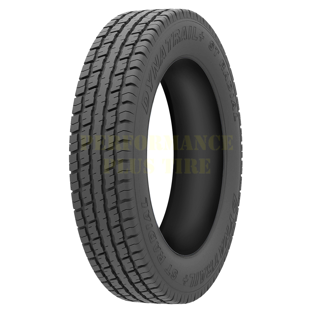 Double Coin Tires Dynatrail Plus Trailer Tire - ST215/75R14 102/98L 6 Ply