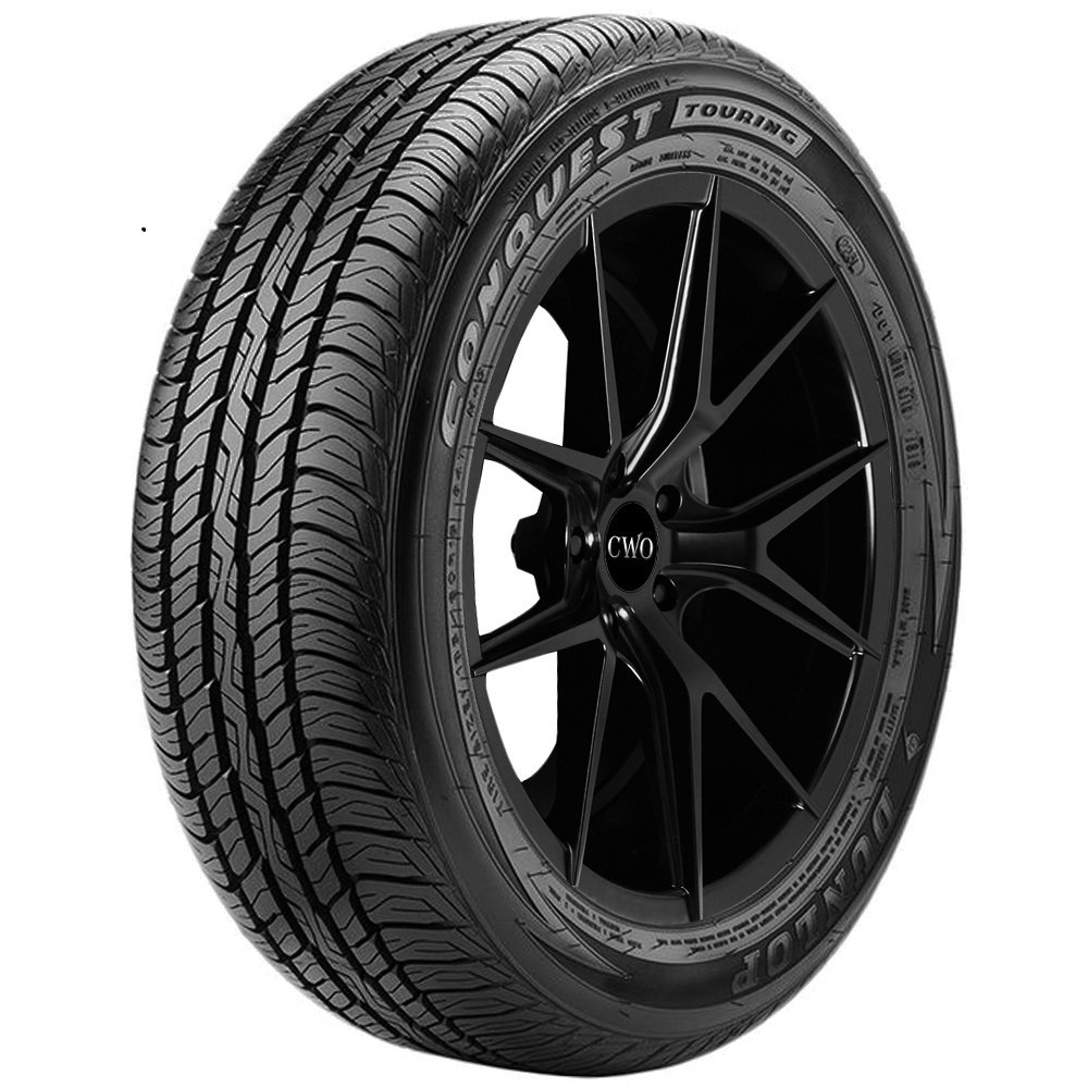 Dunlop Tires Conquest Touring Passenger All Season Tire