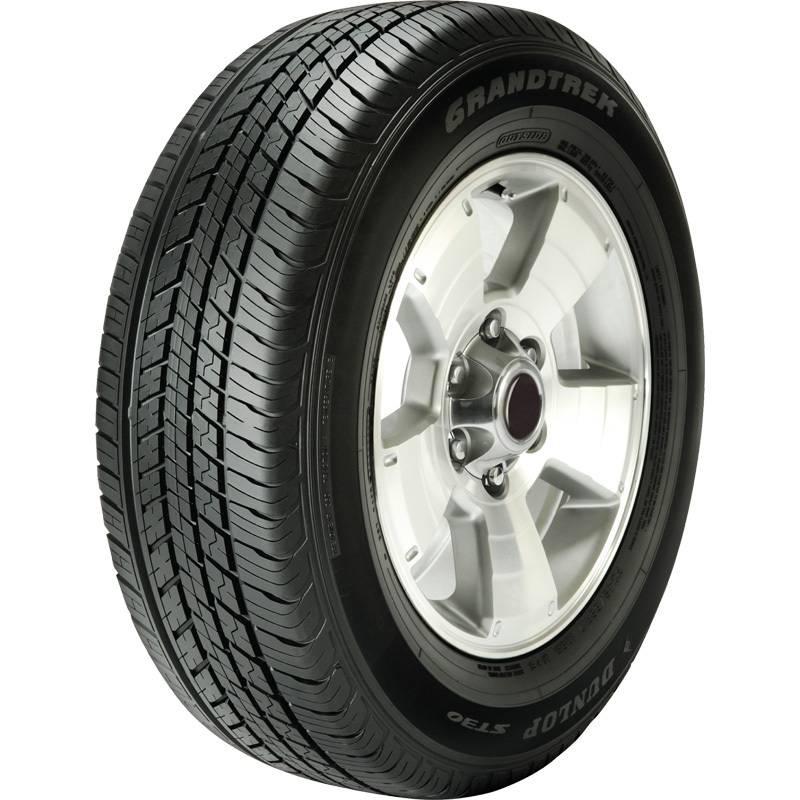 Dunlop Tires Grandtrek ST30 Passenger All Season Tire