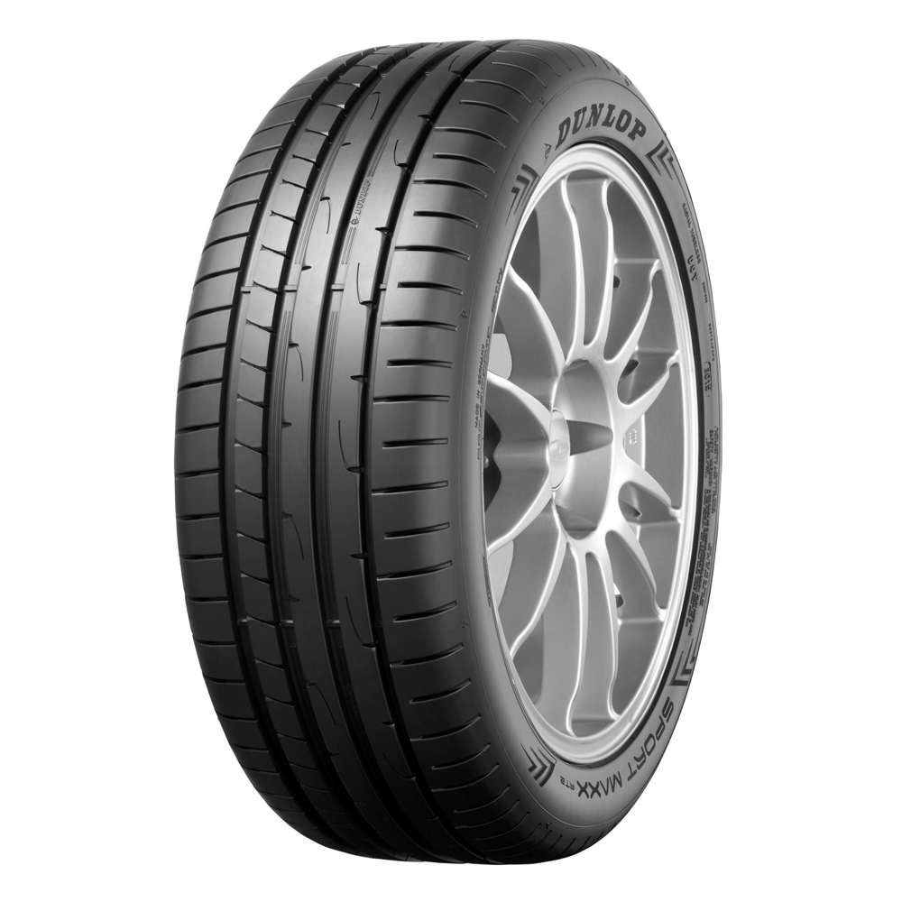 Dunlop Tires Sport Maxx RT2 Passenger Summer Tire - 255/40ZR21XL 102Y