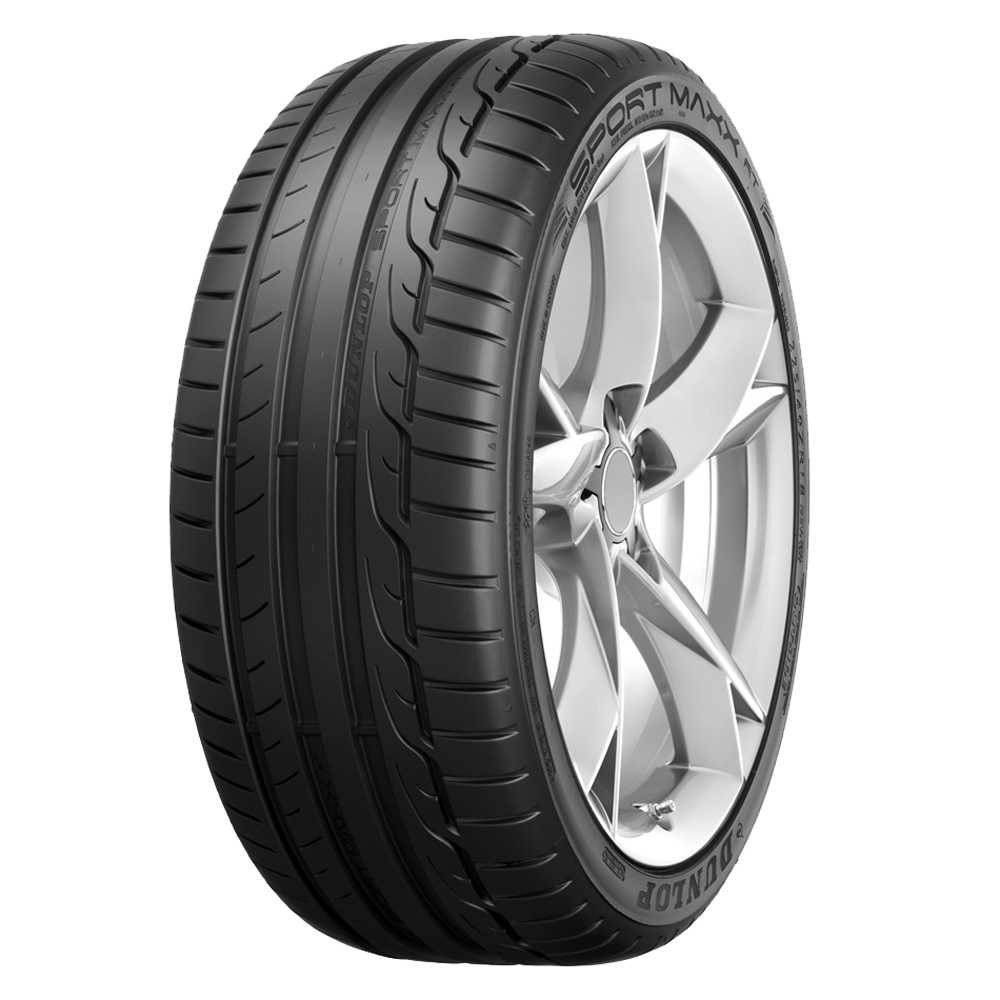 Dunlop Tires Sport Maxx RT Passenger Summer Tire - 205/40R18XL 86W