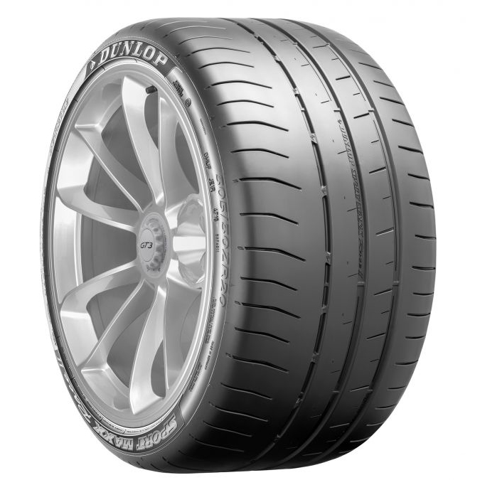 Dunlop Tires Sport Maxx Race 2 Passenger All Season Tire - 325/30ZR21 108Y